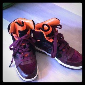 Kurt Geiger London High Top Sneakers